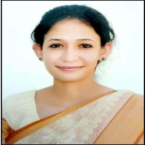 Ms. Jasreet Kaur