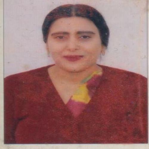 Dr. (Mrs.) Madhumeet