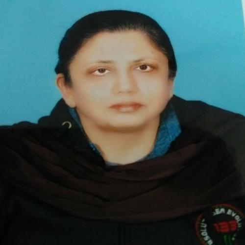 Ms. Seema Arora