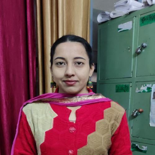 Ms. Manjinder Kaur