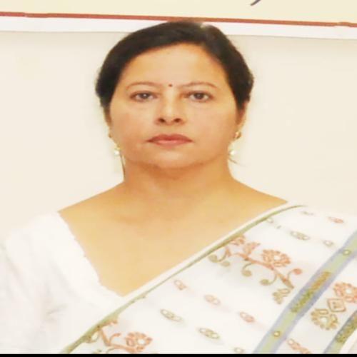 Dr. (Mrs.) Rupika Sharma